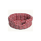 Win Green Cat and Dog Bed - Cherry Red - Small (56cm W x 20cm D)