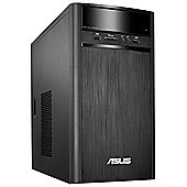 ASUS K31AD-UK013T Intel Core i7-4790 Quad Core Processor Microsoft Windows 10 64-bit 12GB DDR3 RAM 8GB SSD + 2000GB Hybrid HDD DVD Rewriter Desktop