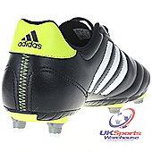 adidas Performance Mens Goletto IV SG 6 Stud Football Boots - Black