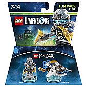 LEGO DIMENSIONS FUN PK NINJ ZANE