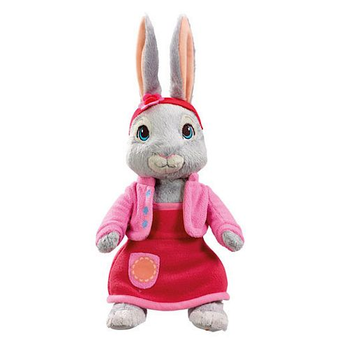 Peter Rabbit Talking Lily Soft Toy