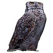 Owl Shaped Cushion, Photographic Style