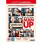 Man Up DVD