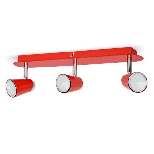 Spotlight Bar in Gloss Red