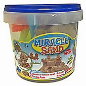 Miracle Sand Fun Kinetic Sand - 2 pounds - Seaside Moulds