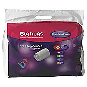 Slumberdown Big Hugs 13.5 Tog Duvet Single