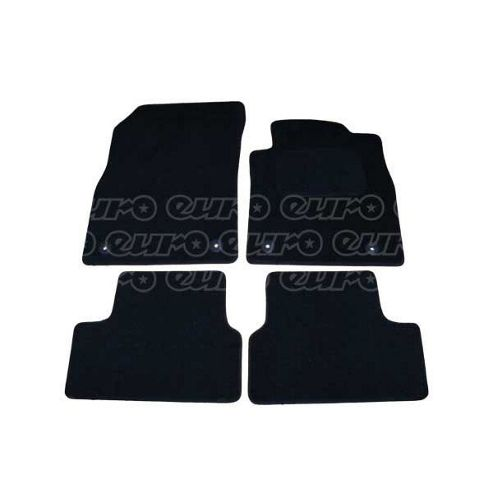 Tailored Car Mat Set (Black) Vauxhall Astra 10> (4 Pc)