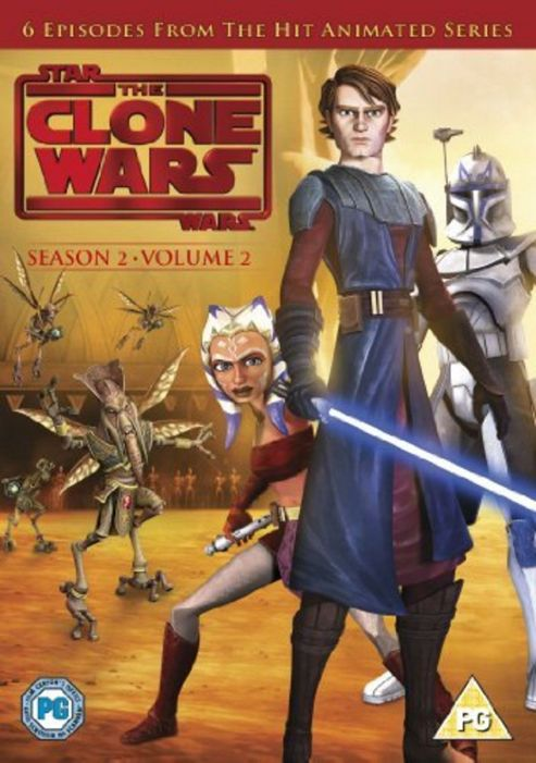 Star Wars - Clone Wars - Series 2 Vol 2 (DVD Boxset)