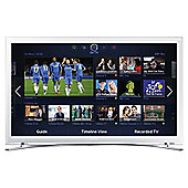 Samsung UE32F4510 32 Inch Smart WiFi Built In HD Ready 720p LED TV With Freeview HD- White