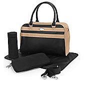 Hauck Jay Changing Bag (Black/Beige)