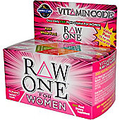 Garden Of Life Vitamin Code Raw One For Women 75 Capsules