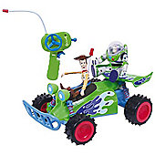 Toy Story RC Turbo Motorbike