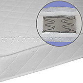 Nursery Connections Sleepyhead + Spring Cot Bed Mattress 139x69cm