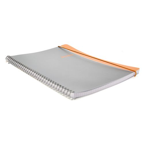 Metallic Elasti Book Wrbnd 21X29.7 Sq.5X5 90 Sh. 119480C