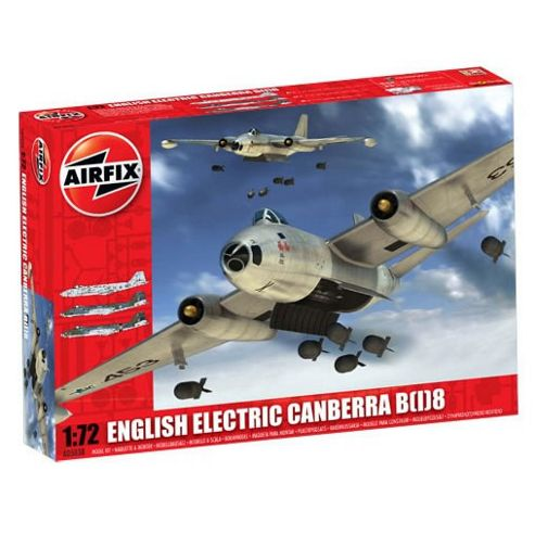English Electric Canberra B(I)8 (A05038) 1:72
