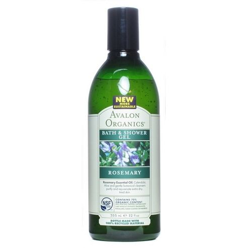 Rosemary Bath & Shower Gel 350ml