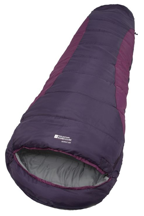 Summit 250 Sleeping Bag (left hand zip)