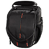 Hama Canberra Camera Bag 110 Colt Black/Red 103813