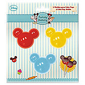 Disney Family Bakery Set of 3 Cake Pop Moulds