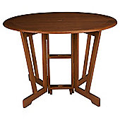 Windsor Wooden  Round Gateleg Table - 110cm