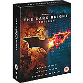 The Dark Knight Trilogy (DVD)