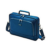 Dicota Reclaim Clamshell Notebook Bag (Blue) for 14 inch to 15.6 inch Notebooks