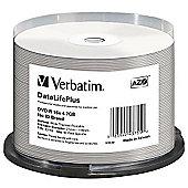 Verbatim DVD-R 4.7GB 16x 50 Pack