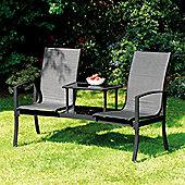 Havana Black Duo Seat