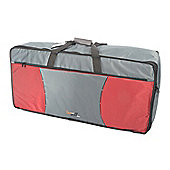 Tom and Will 61 Note Keyboard Bag - Red and Grey