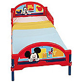Mickey Mouse Cosytime Toddler Bed
