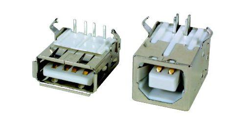 USB 2.0 (B) PCB Socket
