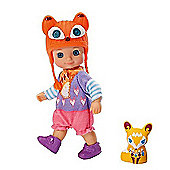 Chou Chou Mini Foxes Doll - Lucky