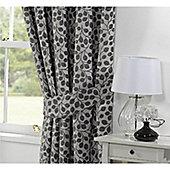 Woodleigh 1 pair 26 Inch Tie-Backs - Grey