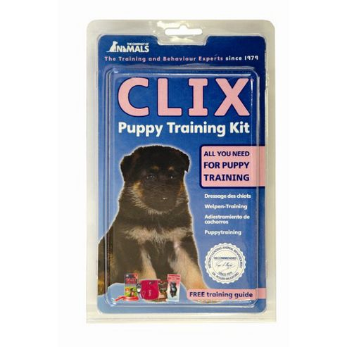 Clix Puppy Dog Training Kit