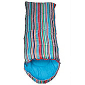 Mountain Warehouse Apex Mini Square Patterned Sleeping Bag