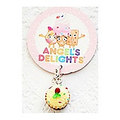 Children's Lemon Muffin Clip on Charm
