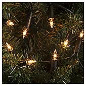 100 Fairy Christmas Lights, Clear