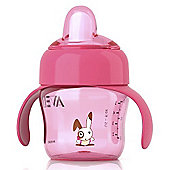 AVENT Spout Trainer Cup 200ml/7oz 6m+ (Pink)