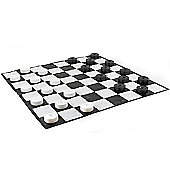 Giant Draughts with Mat