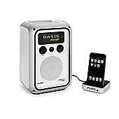 OASIS-FLOW Weatherproof Rechargeable DAB/FM/WiFi Internet Radio