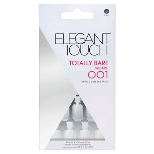 Elegant Touch Totally Bare, Square 001
