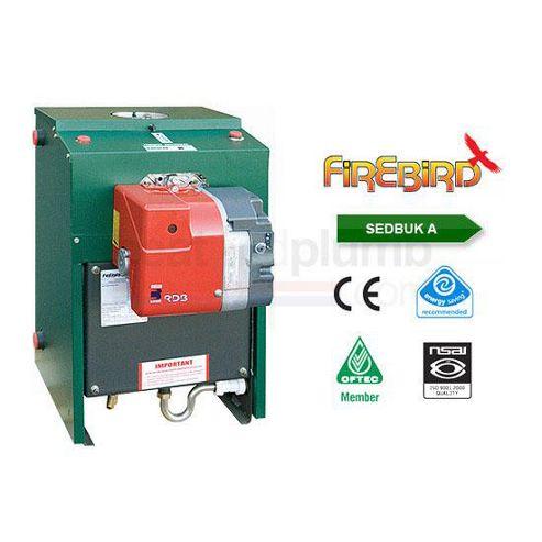 Firebird Enviromax Condensing Popular Boilerhouse Oil Boiler 44kW