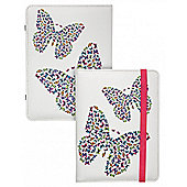 Amazon Kindle 4 Case Butterflies