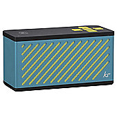 KitSound Tilt Bluetooth Speaker, Blue