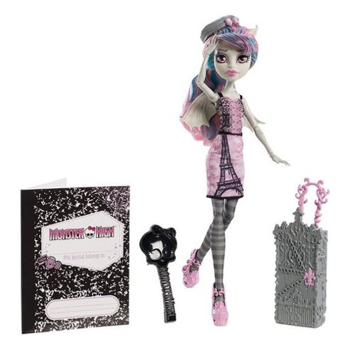 Monster High Scaris City Of Frights - Rochelle Goyle - Mattel
