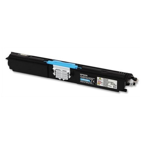 Epson Cyan High Capacity Toner Cartridge (Yield 2700 Pages) for AcuLaser C1600/CX16 Laser Printers