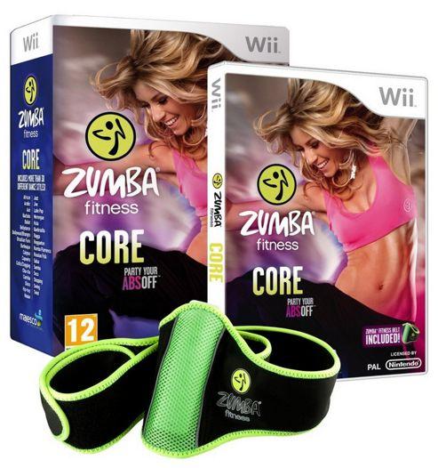 Zumba Fitness - Core (Wii)