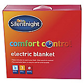 Silentnight Comfort Control Electric Blanket Double