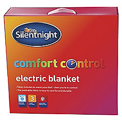 Silentnight Electric Blanket, Double