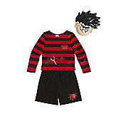 Beano Dennis the Menace Dress-Up Costume - Red & Black